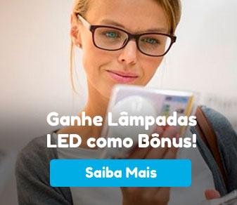 É hora do LED